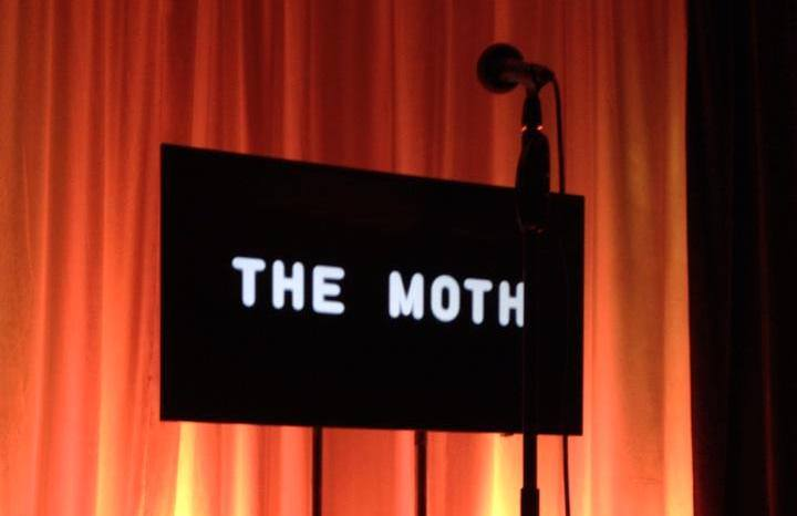The Moth helped 18 Seattle-area storytellers craft narratives about how family homelessness affected their lives. Nine people told their stories to a live audience on April 28. Image credit: Catherine Hinrichsen of the Seattle University Project on Family Homelessness.