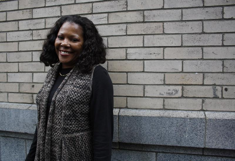 Doris O'Neal manages a domestic violence program at YWCA Seattle | King | Snohomish. Image credit: KUOW.